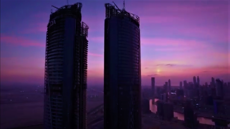 DAMAC TOWERS BY PARAMOUNT HOTELS & RESORTS. RISING OVER 250 METRES IN HEIGHT