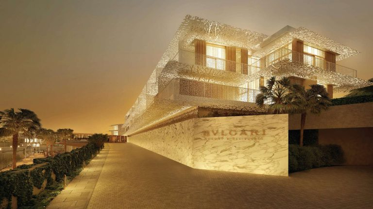 BULGARI RESORT AND RESIDENCES TO FEATURE DUBAI'S MOST EXPENSIVE HOTEL