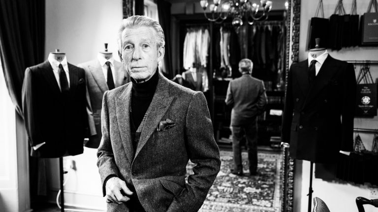 """""""A Bespoke suit is sophisticated, understated style – it is the pinnacle of masculine elegance."""" Edward Sexton"""
