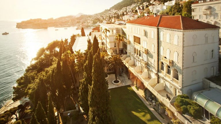 FIVE-STAR GRAND VILLA ARGENTINA DUBROVNIK. TRADITIONAL LUXURY WITH REGAL CHARM