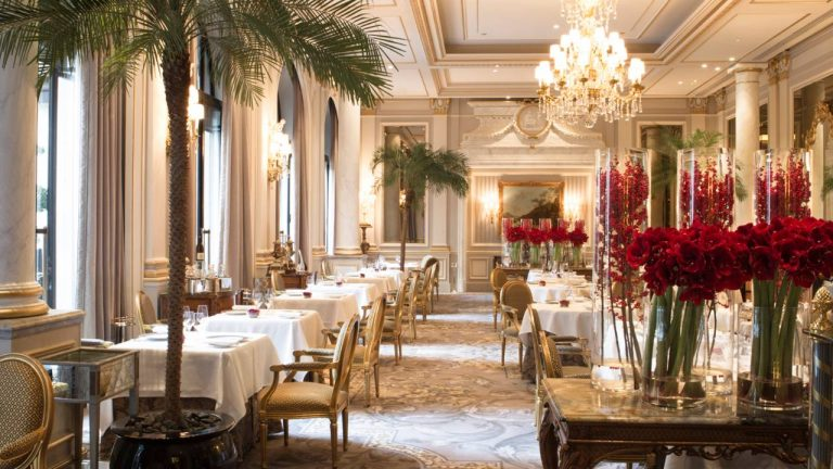 MICHELIN-STARRED RESTAURANTS IN PARIS | FOUR SEASONS HOTEL GEORGE V, PARIS
