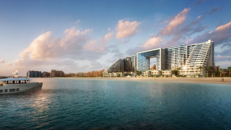 EXCLUSIVE LOOK INSIDE THE NEW VICEROY PALM JUMEIRAH RESORT IN DUBAI. OPENING APRIL 2017