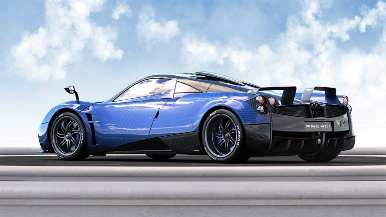 THE PAGANI HUYARA PEARL IS BACK!