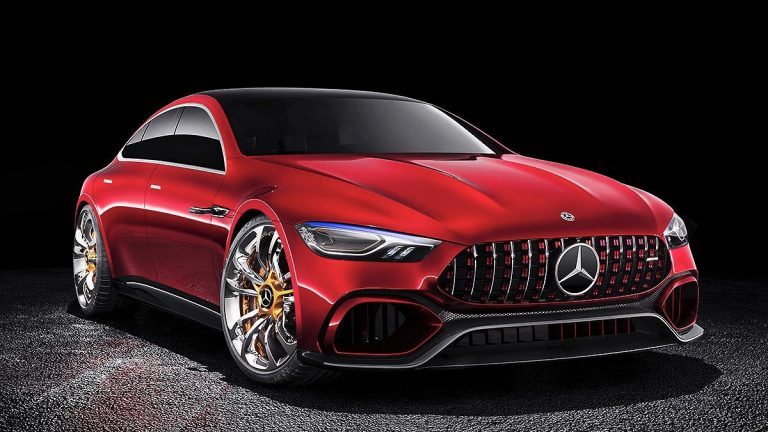 EXTREME EXPRESSION: THE DESIGN OF THE MERCEDES-AMG GT CONCEPT.