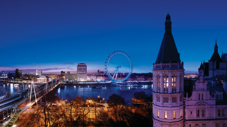 THE ROYAL PENTHOUSE – CORINTHIA HOTEL LONDON