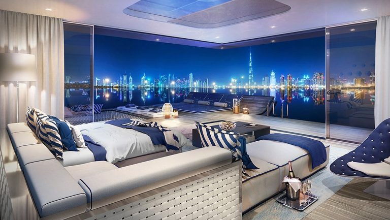 First Under Water Villa Completed In Dubai