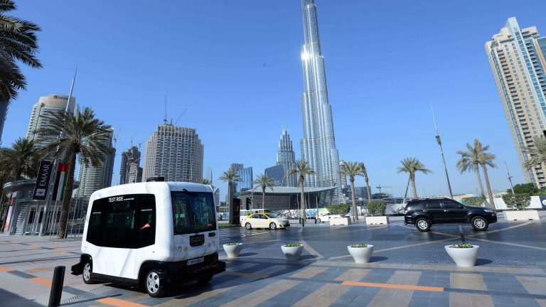 By 2030, 25 per cent of all transportation trips in Dubai will be smart and driverless