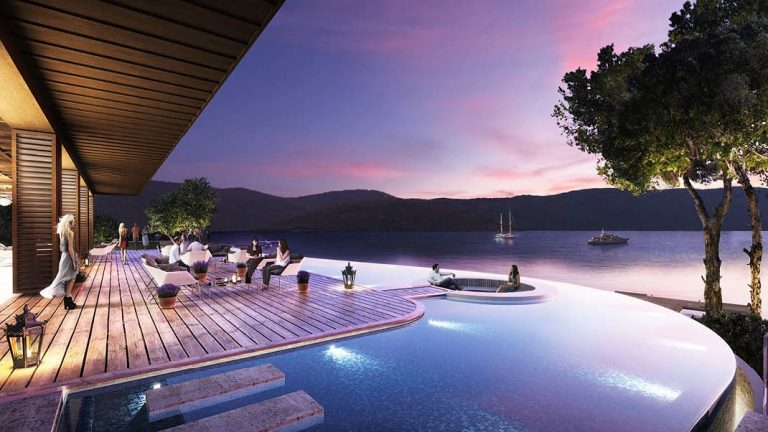 Four Seasons Resort and Private Residences Brizenica Bay, Hvar Island, Croatia