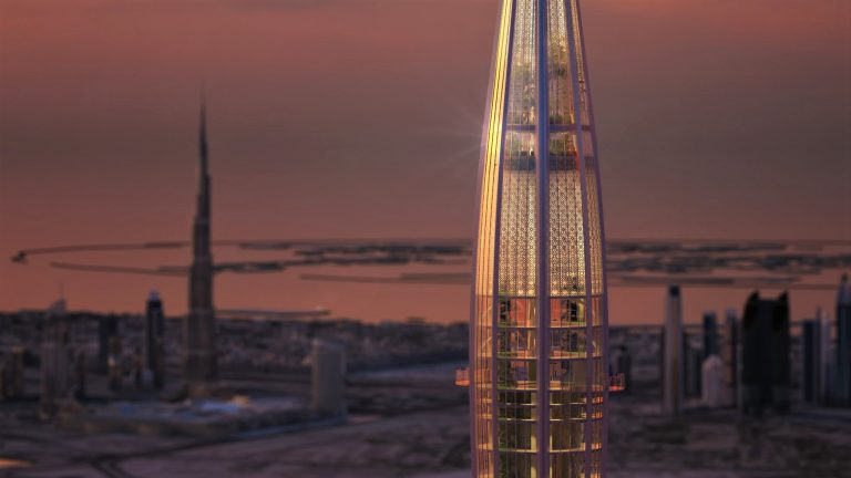THE TOWER AT DUBAI CREEK HARBOUR