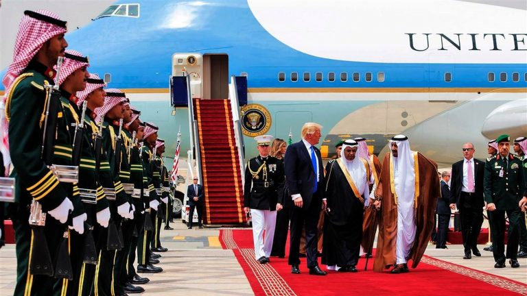 Saudi Arabia to sign $200bn worth of deals with US companies as part of Vision 2030