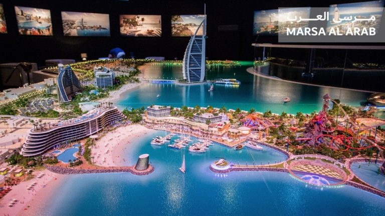 Sheikh Mohammed launches Dubai's new $1.7bn mega-project on two man-made islands