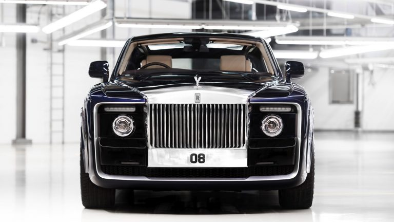 Coachbuild. Only by Rolls-Royce