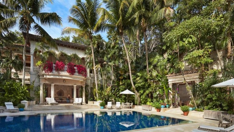 Ziff Family Florida Estate Reduced to $165 Million