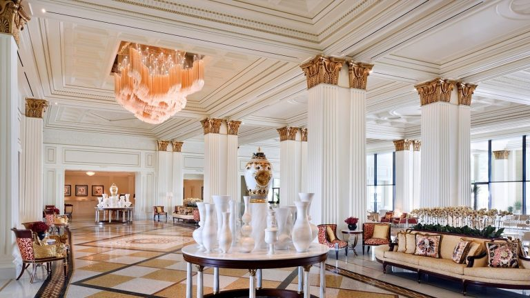 Palazzo Versace Dubai partners with Dubai Cares as part of the hotel's corporate social responsibility programme 'Palazzo Versace Engage'