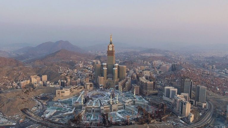 Revealed: plan for 'giant extension' to Saudi's Makkah