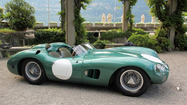 Aston DBR1 Could Break British Car Record Of $21.75 Million At RM Sotheby's Monterey