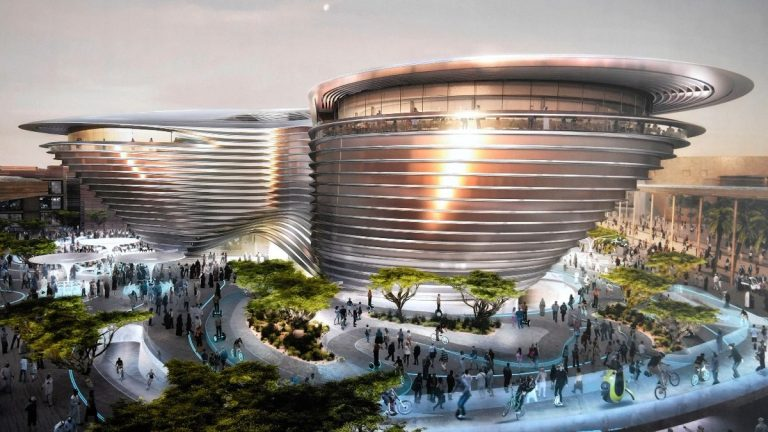 Watch the amazing progress made on the ground in the run up to Expo 2020 Dubai