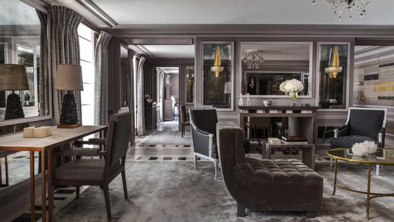 Inside The Newly Renovated Hôtel de Crillon In Paris
