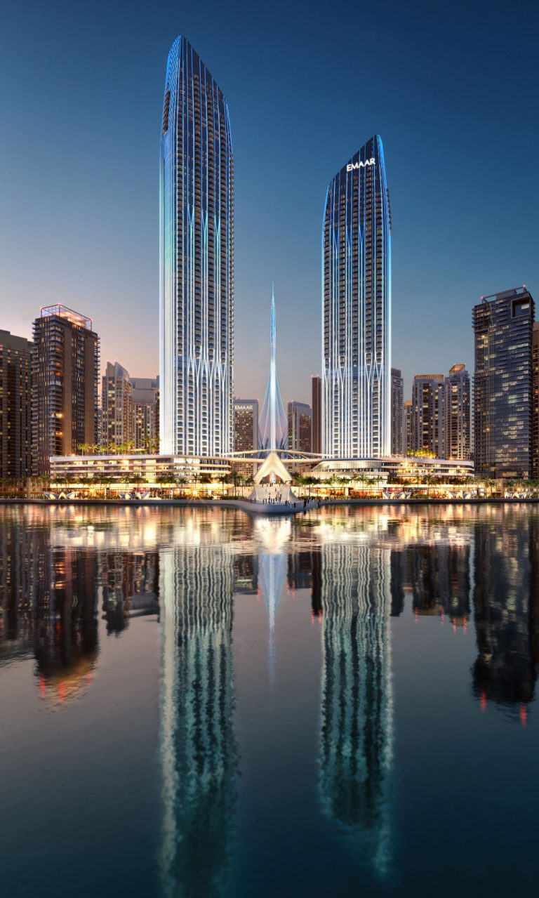 """Address Harbour Point"" coming to Dubai Creek Harbour"