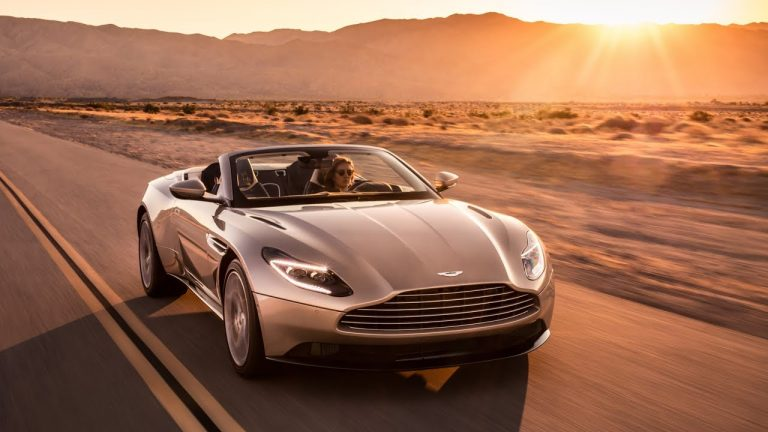 The most elegant of convertible Aston Martins begins a new chapter with the introduction of the eagerly-awaited DB11 Volante.