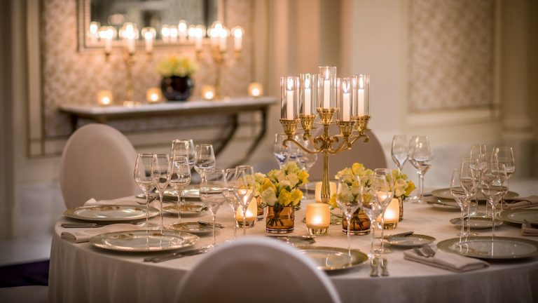 Watch the beginning of a happily-ever-after unfold at Palazzo Versace Dubai, captured beautifully by Event Chic Designs