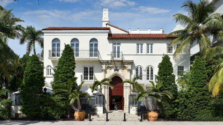 Gianni Versace's Infamous Miami Mansion is Now a Luxury Hotel