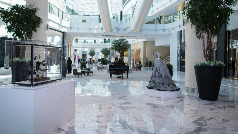 Luxury redefined. Explore Dubai's newest high-end fashion destination at The Dubai Mall