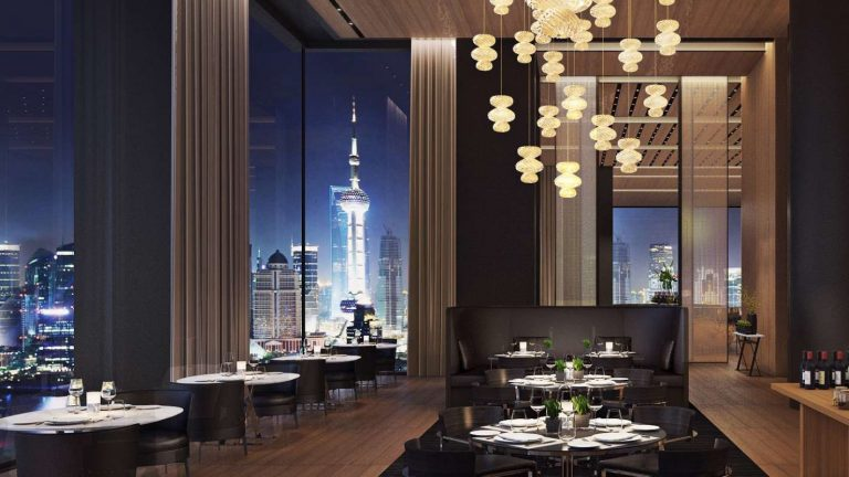 The Bvlgari Hotel Shanghai