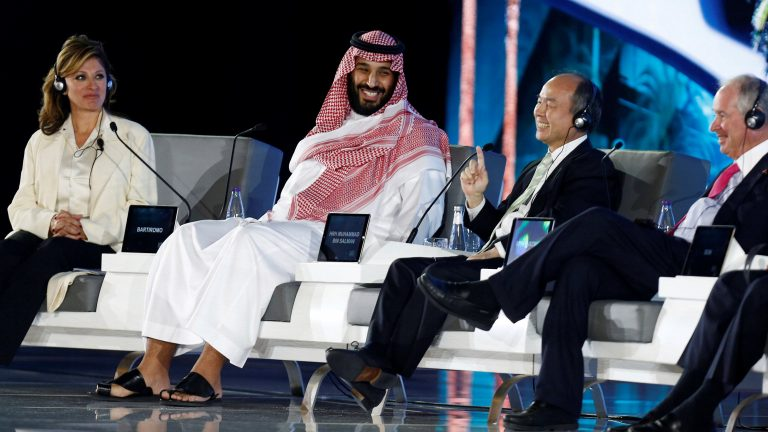Saudi Arabia to double its SoftBank investment with extra $45bn