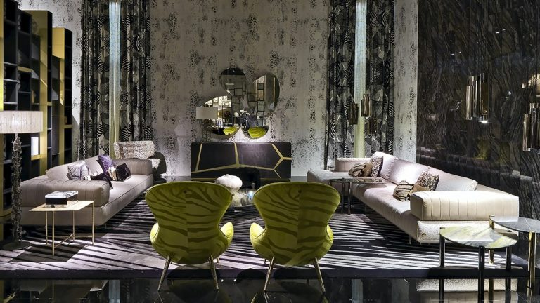 Bringing the signature Roberto Cavalli style to its first hotel