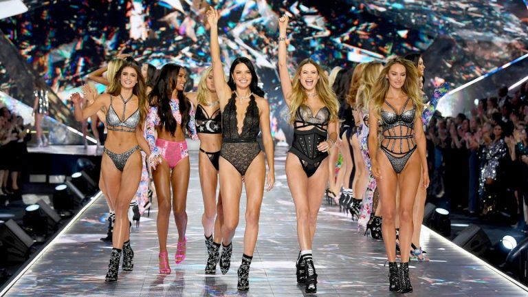 Feathered & fabulous: All the looks from the 2018 Victoria's Secret Fashion Show