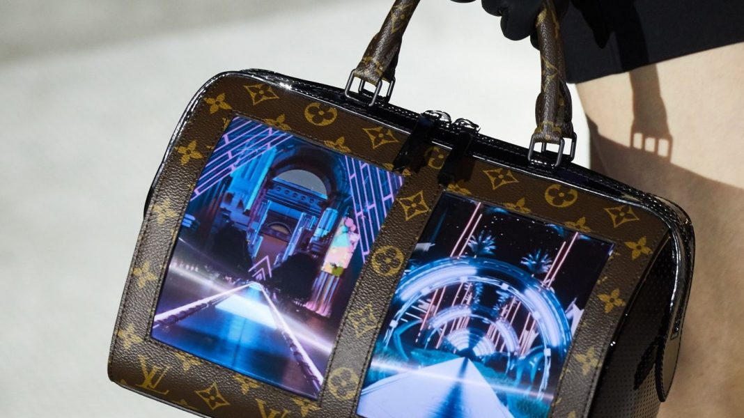 Louis Vuitton and Royole